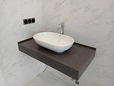 Столешницы в ванную комнату из Bienstone GB 236, фото 3