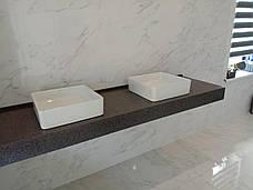 Стільниці у ванну кімнату з Bienstone GB 236, фото 3