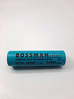 Аккумулятор Bossman Profi 18650 2400mAh   NCM18650