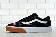 Кеды Vans Old Skool Black/White (унисекс), vans old school, ванс олд скул