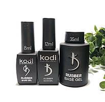 Kodi Professiona Rubber base - каучуковая основа (база) для гель лака, 8 мл.