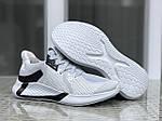 Чоловічі кросівки Adidas (світло-сірі) 9351, фото 2