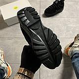 Женские кроссовки Buffalo London Black Suede, женские кроссовки буффало лондон, фото 8
