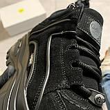 Женские кроссовки Buffalo London Black Suede, женские кроссовки буффало лондон, фото 5