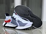 Мужские кроссовки Adidas (белые) 9352, фото 2