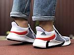 Мужские кроссовки Adidas (белые) 9352, фото 3