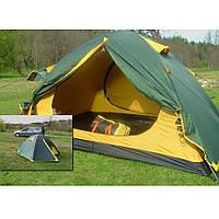 Универсальная туристичсекая палатка Tramp NISHE 2 (V2)