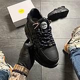 Женские кроссовки Buffalo London Black Blue, женские кроссовки буффало лондон, фото 2