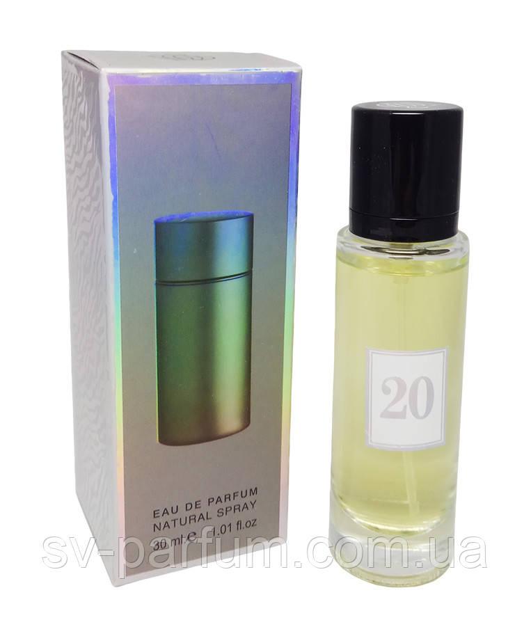 Парфюмированная вода мужская  20 CH 212 Men 30ml
