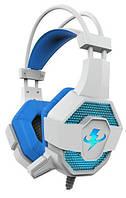Наушники беспроводные игровые Gaming Stereo Headphone G2 с микрофоном
