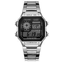 Отличный компаньон часы CASIO AE-1200WHD-1AVEF, фото 1
