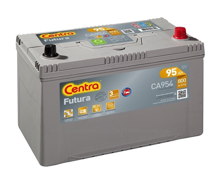 Centra Futura CA954 95Ah 800A Аккумулятор автомобильный