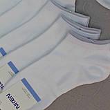 """Носки мужские укороченные, 41-47 р-р. """"Nicen"""". Носки короткие для мужчин под кроссовки., фото 2"""