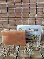 Мыло овсяное с эфирными маслами майорана и лемонграсса
