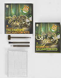 Набор раскопки динозавров, научно познавательная игра
