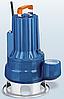 Pedrollo VXCm 15/50 насос для стоків з відходами