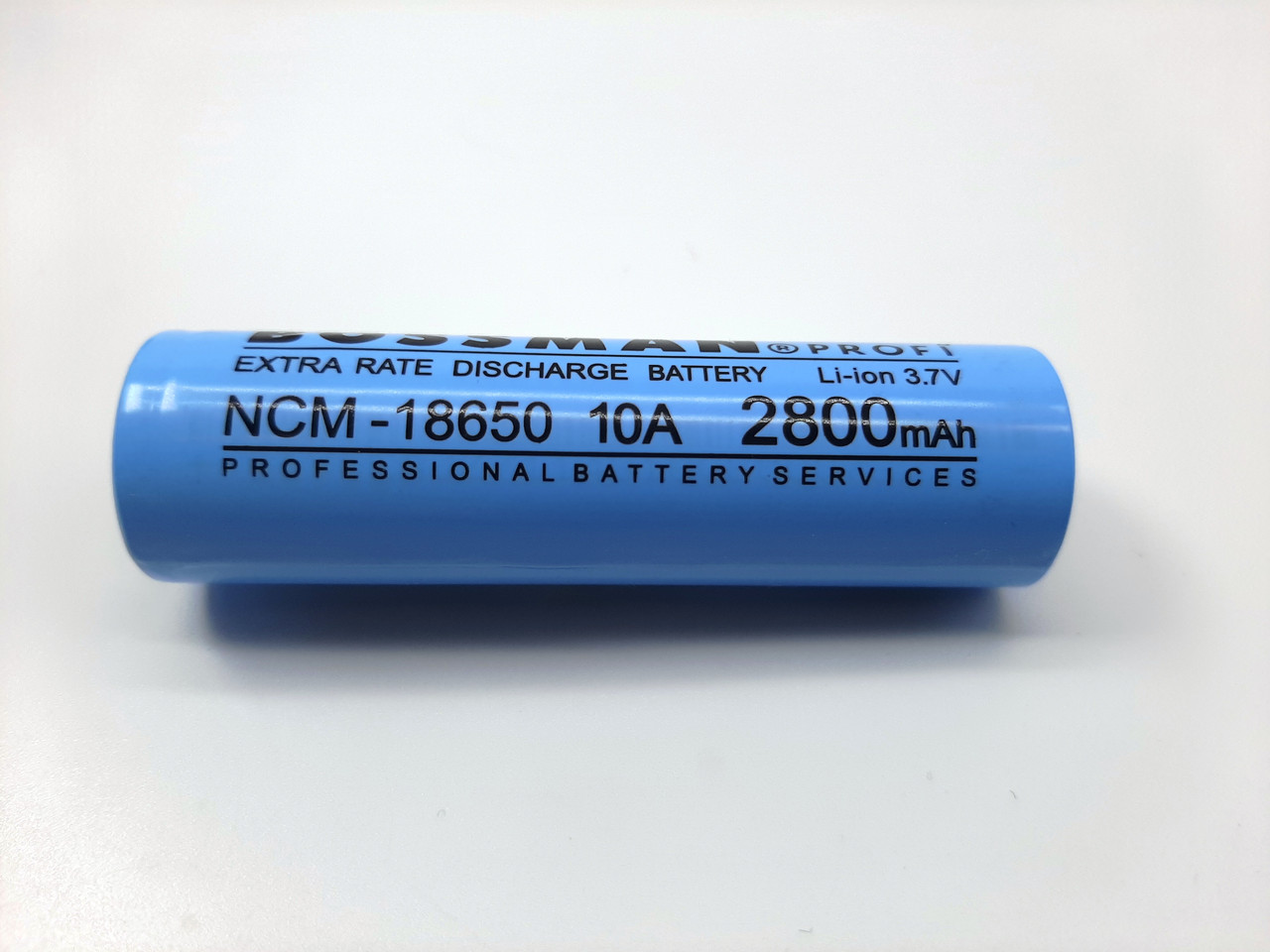 Аккумулятор Bossman Profi 18650 2800mAh   ICR18650  3C/10A
