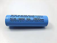 Аккумулятор Bossman Profi 18650 2800mAh   ICR18650  3C/10A, фото 1