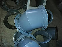 Колено СК - 8 (300х300; 45*)