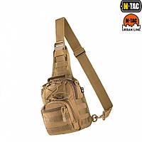 M-Tac сумка Urban Line City Patrol Fastex Bag Coyote