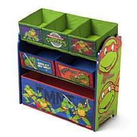 Органайзер для игрушек Черепашки ниндзя Delta Children