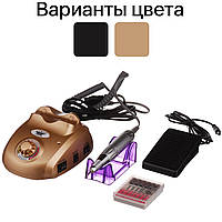 Фрезер для манікюру, нігтів Master Professional MP-502 35000 об/хв Золотистий