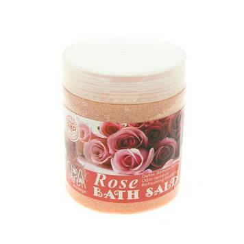 Соль для ванны Роза I34