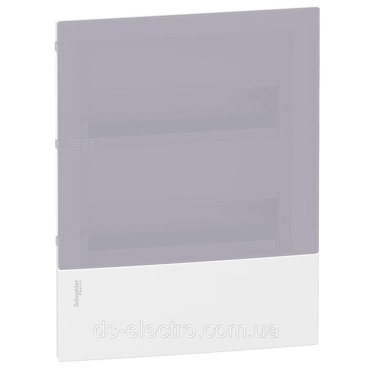 Распред. пластиковый щит Schneider Electric Mini Pragma встраиваемый (IP40) 24мод(2ряда)/дымчатая дверь