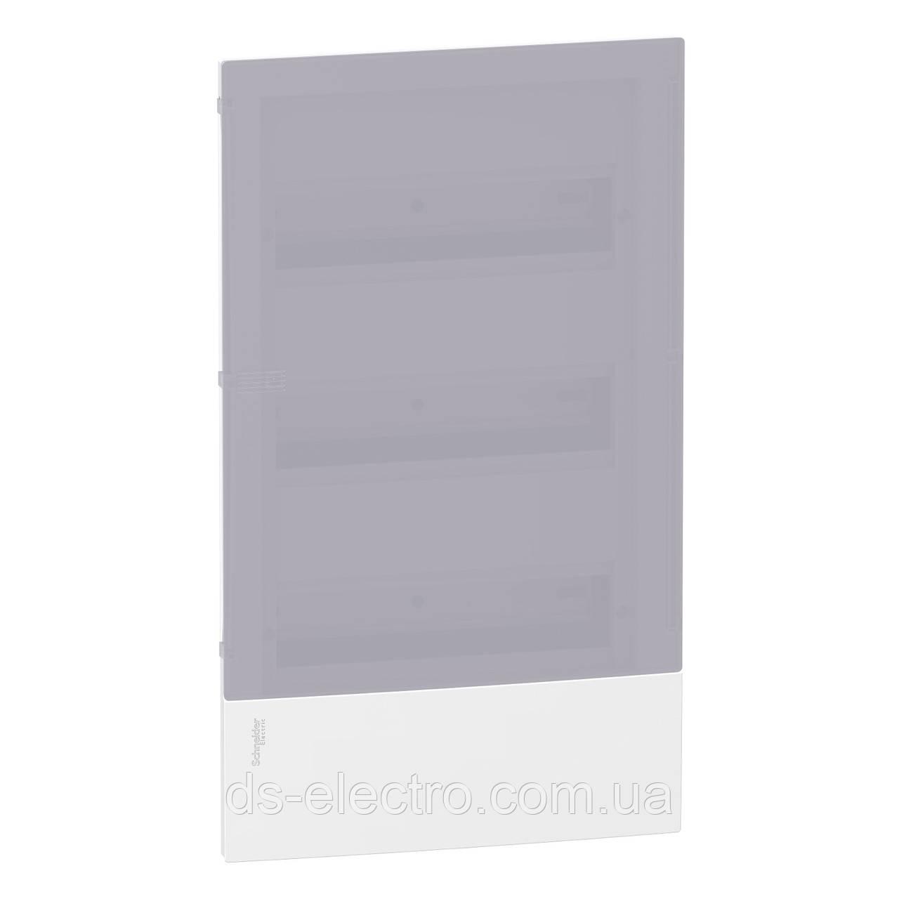 Распред. пластиковый щит Schneider Electric Mini Pragma встраиваемый (IP40) 36мод(3ряда)/дымчатая дверь
