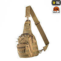 M-TAC СУМКА URBAN LINE CITY PATROL CARABINER BAG COYOTE, фото 1