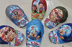 Дитяча кепка 52-54, сітка