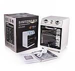Сухожаровой шкаф SM-220 Sanitizing Box (600 Вт) для стерилизации инструментов