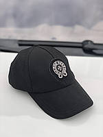 Бейсболка  chrome hearts