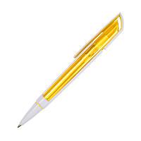 Ручка шариковая Fairy Tale 2200 Синяя 0.32 мм Желтый корпус (FTPN2200YELLOW)