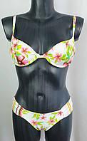 Модный раздельный  купальник бразильской марки AGVA DOCE