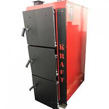 Котел твердотопливный длительного горения KRAFT серии L мощностью 15 квт, фото 2