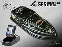 GPS (8+1), ехолот Toslon TF500, Прикормочный кораблик Фурія, фото 1