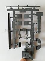 Piko 61116 Запасная часть строения - Стекольный завод E.Strauss , масштаба H0,1:87