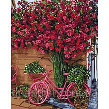"""Картина по номерам """"Отдых в Бельгии"""", 40х50 см, 5*"""