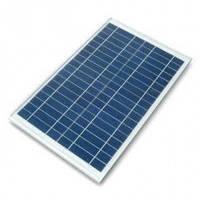 Солнечная батарея Perlight 10ВТ / 12В (Поликристалическая) PLM-010P-36