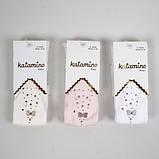 Нарядные колготки для новорожденных TM Katamino оптом, Турция р.6-12 мес (70-78 см), фото 2