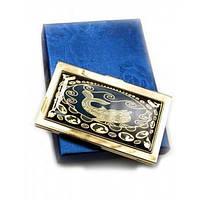 Визитница Darshan Узор Золото (43843)