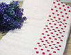 Лицевое турецкие полотенце Розовый цвет, фото 2