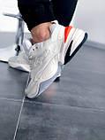 """Жіночі кросівки Nike M2K Tekno """"White"""", фото 2"""
