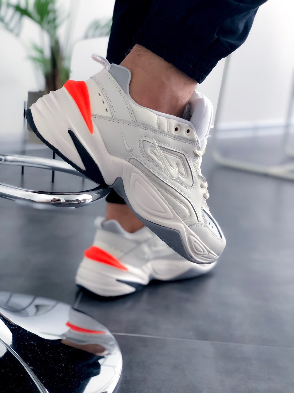 """Жіночі кросівки Nike M2K Tekno """"White"""""""