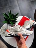 """Жіночі кросівки Nike M2K Tekno """"White"""", фото 6"""