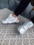 """Жіночі кросівки Nike M2K Tekno """"White"""", фото 8"""