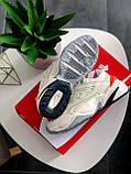"""Жіночі кросівки Nike M2K Tekno """"White"""", фото 10"""