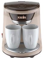 Кофеварка magio mg 342/345