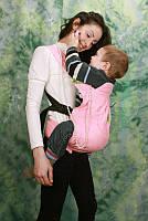 Фаст-слинг Backpack (розовый)